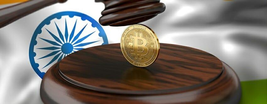 Ινδία banned crypto